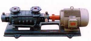 G/GC多级离心清水泵