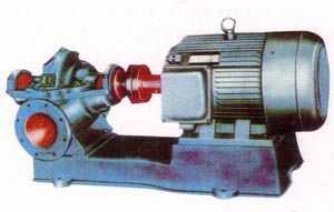 SH(S)單級雙吸中開式離心泵