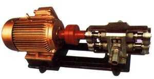 2CY/KCB齒輪式輸油泵