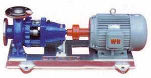 CZ標準化工泵