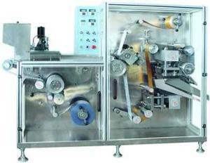 DPT250D变频调速泡罩包装机