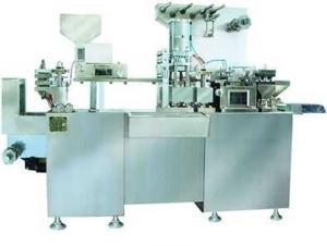 DPP138行程可调平板式铝塑泡罩包装机