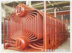 SZL系列旋風燃燼室蒸汽鍋爐