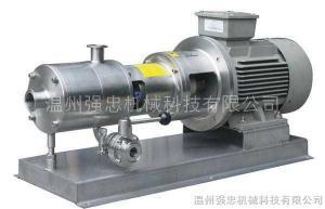 SRH三级乳化泵