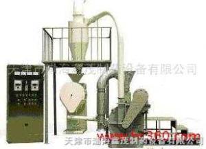 TF-700型外循環水冷式纖維素粉碎機組