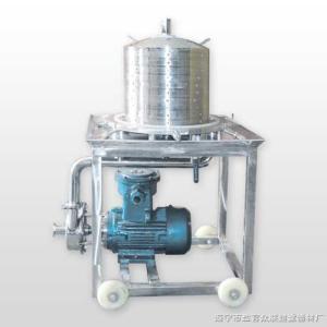 不锈钢活性炭和液体精密过滤器B