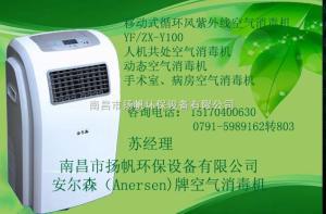 YF/ZX-Y100人機共處空氣消毒機