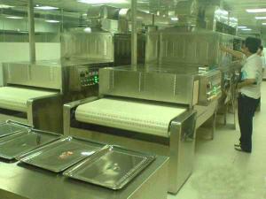 染色织物干燥设备-烟台龙腾微波