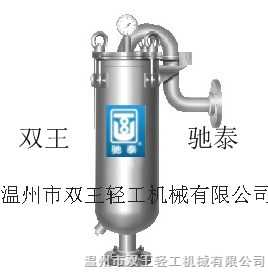 SWCT不銹鋼袋式無菌過濾器
