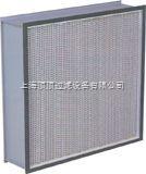 高效率有隔板空气过滤器