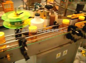 JB-150立式圆瓶贴标机