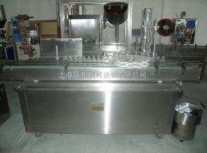 JB-500液體灌裝軋蓋機