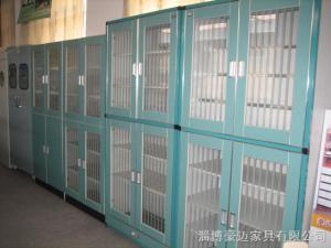 ypg-lm铝木样品柜
