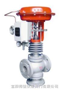 ZXQ、ZXX型气动薄膜三通合流、分流调节阀