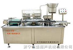 KGZ-Ⅱ型濟寧口服液灌軋機