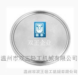 馳泰不銹鋼衛生級堵頭盲蓋DN12.7-300