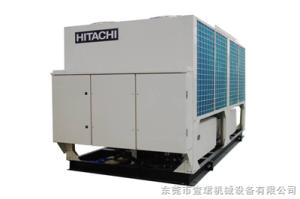 日立風冷式冷水熱回收機組