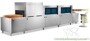 AC3500動物籠具在線清洗系統