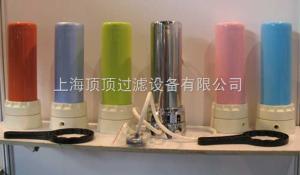PVC单芯过滤器
