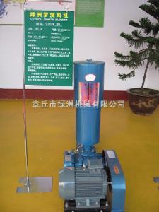 LZSR80廠家直銷三葉羅茨鼓風機 綠洲生產