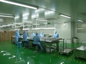 深圳万级净化工程/无尘车间工程装修/百级净化棚