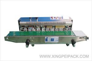 Xp-900連續封口機 墨輪印字封口機 自動印字封口機