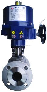 DN50-DN600供应台湾山野电动调节阀