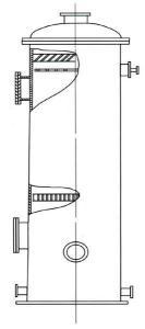 聚丙烯多功能廢氣凈化塔