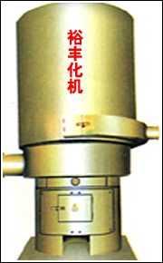 LRF立式熱風爐