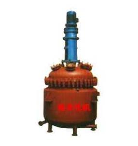 電加熱搪玻璃反應罐