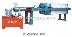 BMJ25/630-30U機械壓緊壓濾機