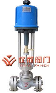 ZDSP電動單座調節閥,電動調節閥
