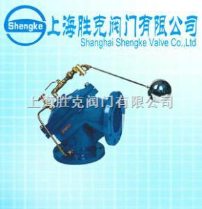 SKV100A角型定水位閥,勝克閥門,進口定水位閥