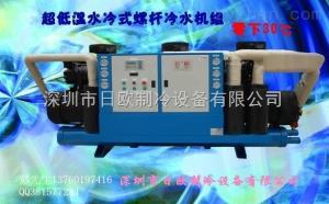 RO-風冷式低溫冷水機