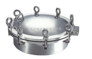 DN600衛生級不銹鋼吊環人孔
