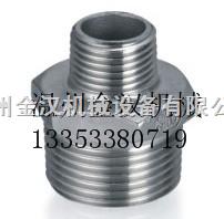 不锈钢丝扣管件不锈钢异径接头