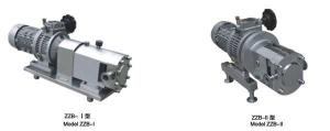 ZZB型凸輪轉子萬用輸送泵