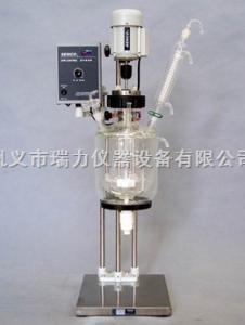 S212-5L双层玻璃反应釜