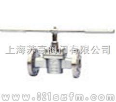 X93W美标卡套软密封旋塞阀