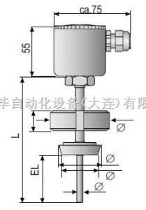 ETW衛生型接線盒溫度傳感器