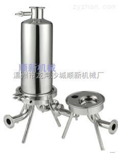 順新過濾器衛生級微孔膜過濾器