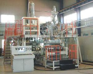 共擠流延膜生產機線模溫機