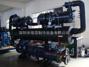 RXG100A化工反應釜冷卻冷凍機