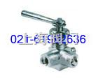 X14H-4.0三通壓力表旋塞閥