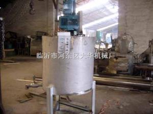 DWHJ500膠水混合攪拌機