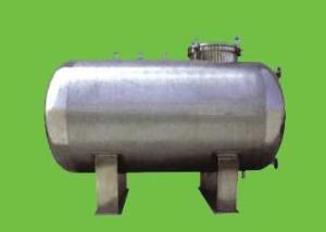 臥式保溫蒸餾水儲罐