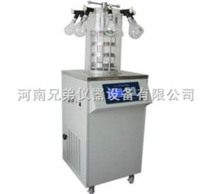 LGJ-18S多歧管加热压盖型冷冻干燥机