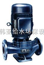 ISG型單級單吸立式離心泵