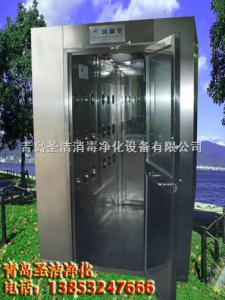 風淋室生產廠家-及時L先風淋室生產廠家(臨城)