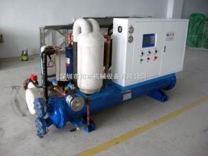 CBE-70HP水冷螺杆式冷水机